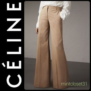 🆕 Celine Paris Modele Depose Trousers